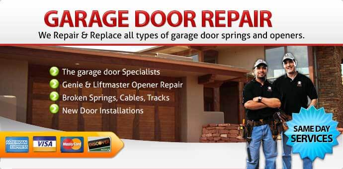 Garage Door Repair Miami lakes FL